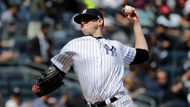 Un autre cas de COVID-19 chez les Yankees