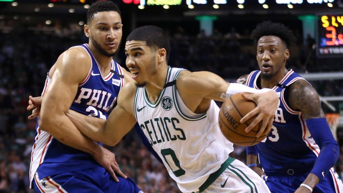 En overtime, les Celtics tapent les Sixers à Philadelphie !