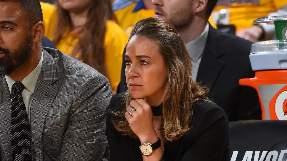 Becky Hammon à la tête de Milwaukee — NBA
