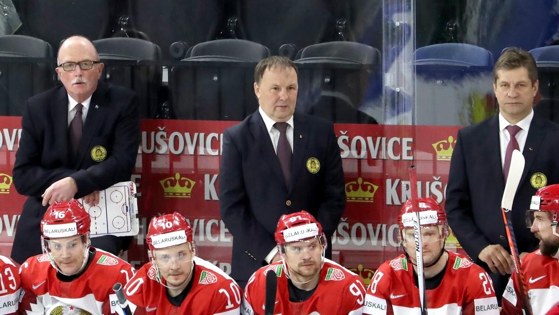 Le Bélarus congédie son entraîneur en plein tournoi
