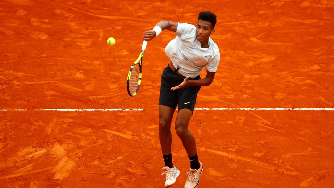 Félix Auger-Aliassime conserve son titre à Lyon | Tennis