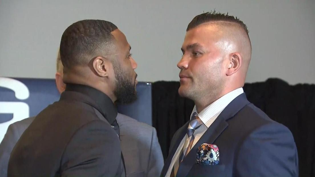Pascal affrontera Bossé dans un combat de boxe