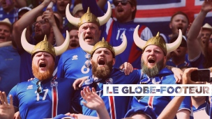 Le Globe-footeur : Islande