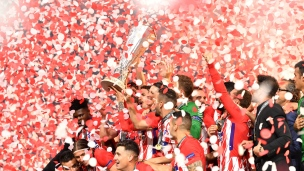 L'Atletico champion de la Ligue Europa!