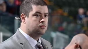 Steve Hartley devient l'entraîneur-chef des Voltigeurs