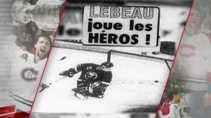 Coupe Stanley 1993 : le réveil de Stéphan Lebeau face aux Islanders