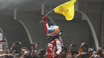 Fernando Alonso s'est montré impérial