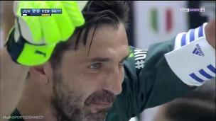 Des adieux touchants pour Gianluigi Buffon