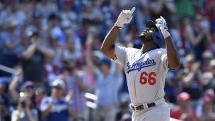 Dodgers 7 - Nationals 2