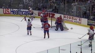 Coupe Stanley 1993 : la séquence victorieuse s'arrête à 11