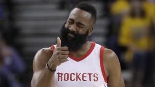 Rockets 95 - Warriors 92