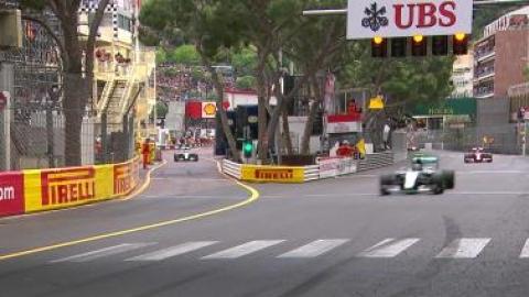Quelques changements au Grand Prix de Monaco