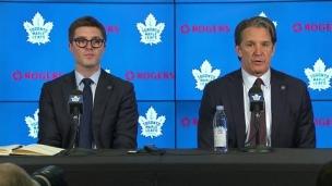Le contraste entre les Leafs et le CH