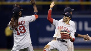 Red Sox 4 - Rays 1