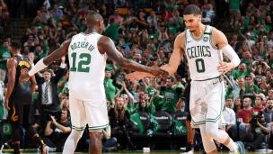 Cavaliers 83 - Celtics 96