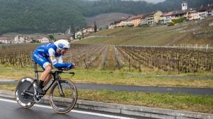 Schachmann a remporté la 18e étape