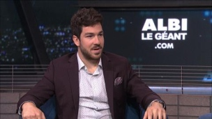 Frédérick Gaudreau dans l'AC