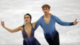 Madison Chock et Evan Bates
