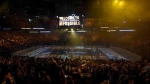 Las Vegas, vraie ville de hockey!