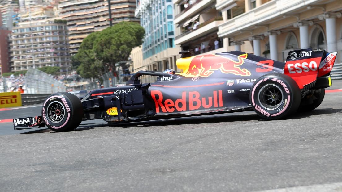 Ricciardo, la tête et les jambes — GP de Monaco