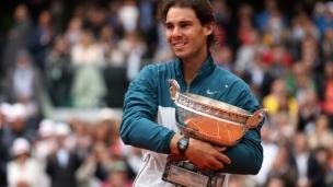 En chiffres : Rafael Nadal à Roland-Garros