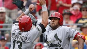 Cardinals 4 - Pirates 1