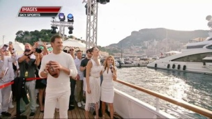 Brady s'amuse avec Ricciardo à Monaco