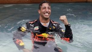 Ricciardo réalise un petit tour de force