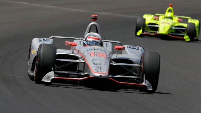 Will Power s'impose au Grand Prix d'Ohio
