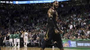 Cavaliers 87 - Celtics 79