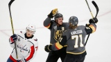 T.J. Oshie, James Neal et William Karlsson