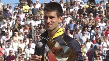 Djokovic remercie Monte-Carlo en français