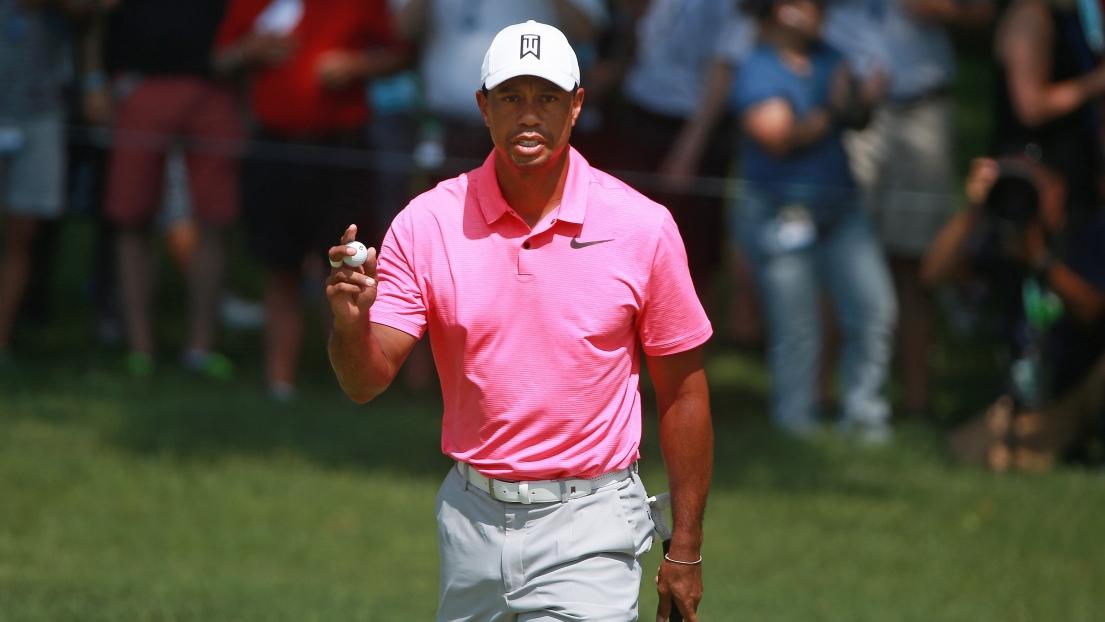 Un saut de 16 places pour Tiger Woods au Memorial — PGA
