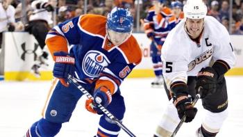 Ducks 3 - Oilers 1