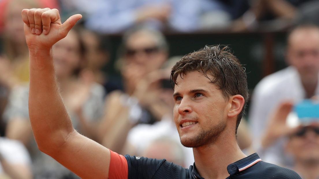 Thiem écrase un Zverev diminué et attend Djokovic — Roland-Garros