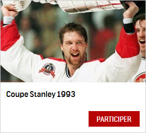 Quiz Coupe Stanley 1993