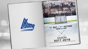 1er but / 1re victoire LNH : Toute une cuvée pour la LHJMQ