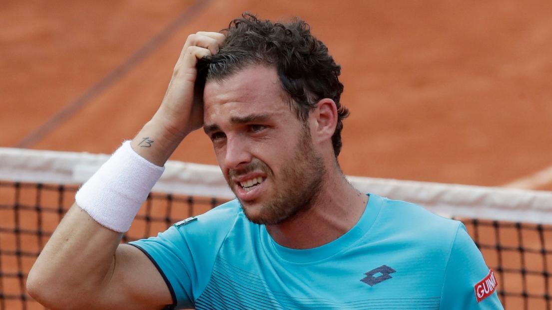 Thiem met fin au numéro Cecchinato — Tennis