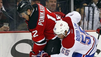 En son et images : Canadiens - Devils