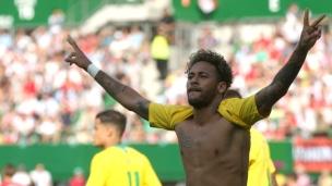 Autriche 0 - Brésil 3
