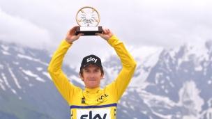 Geraint Thomas remporte le Critérium du Dauphiné