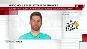 Hugo Houle au Tour de France?
