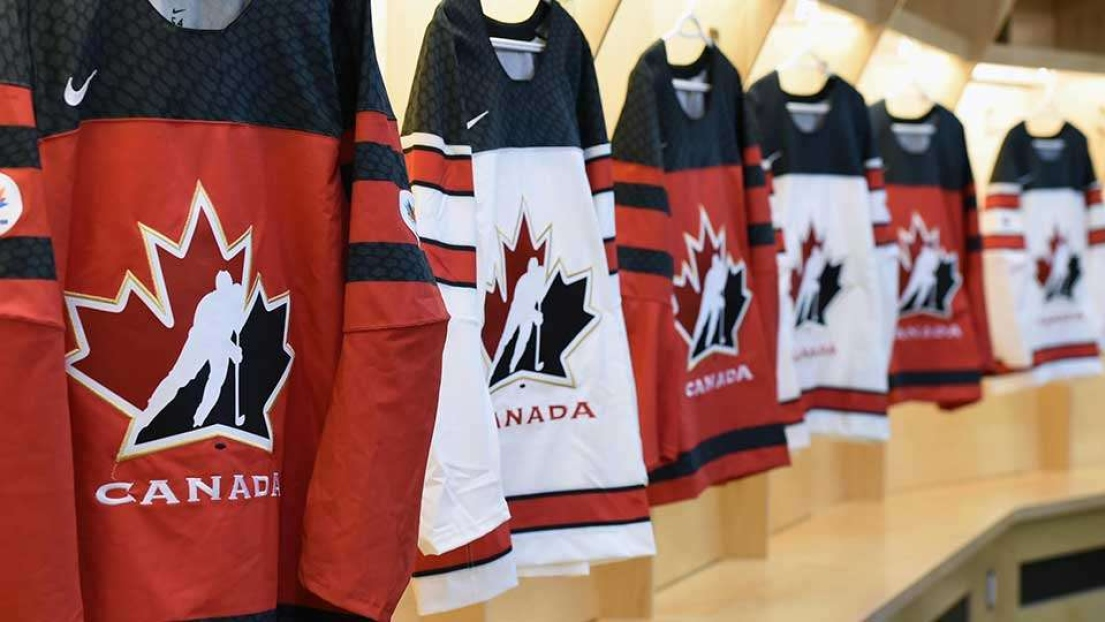 Chandails Hockey Canada