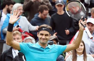 Retour gagnant pour Federer après 3 mois