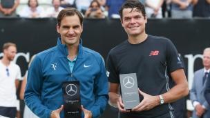 Federer est champion à Stuttgart!