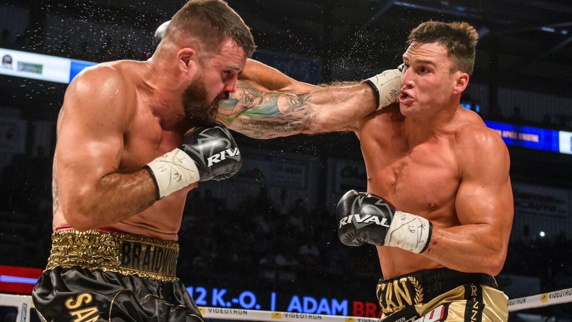 Simon Kean vs Adam Braidwood