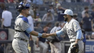 Rays 3 - Yankees 1