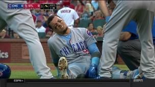 Une lourde perte pour les Cubs