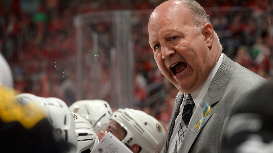 L'entraîneur des Bruins de Boston Claude Julien est remercié