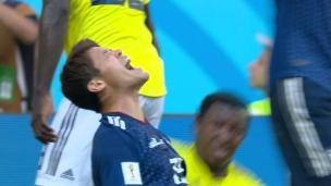 Colombie 1 - Japon 2